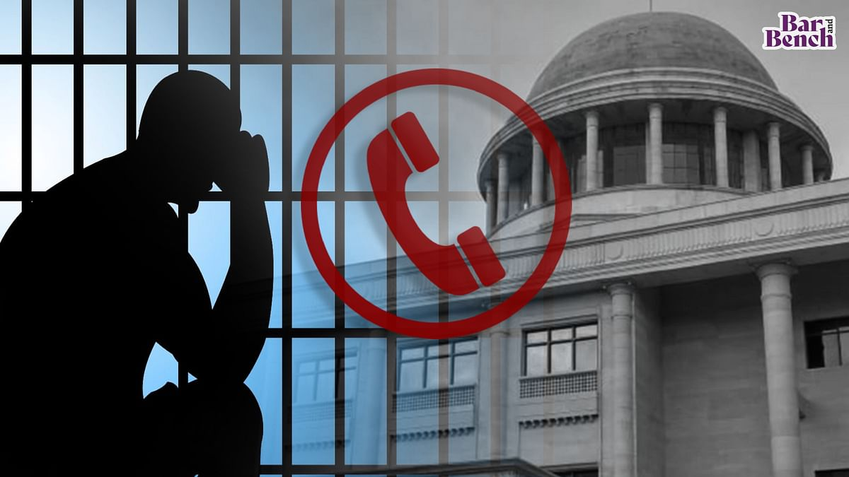 Communication of prisoner with outside world will be recorded/ monitored for safety, security: UP government informs Allahabad High Court