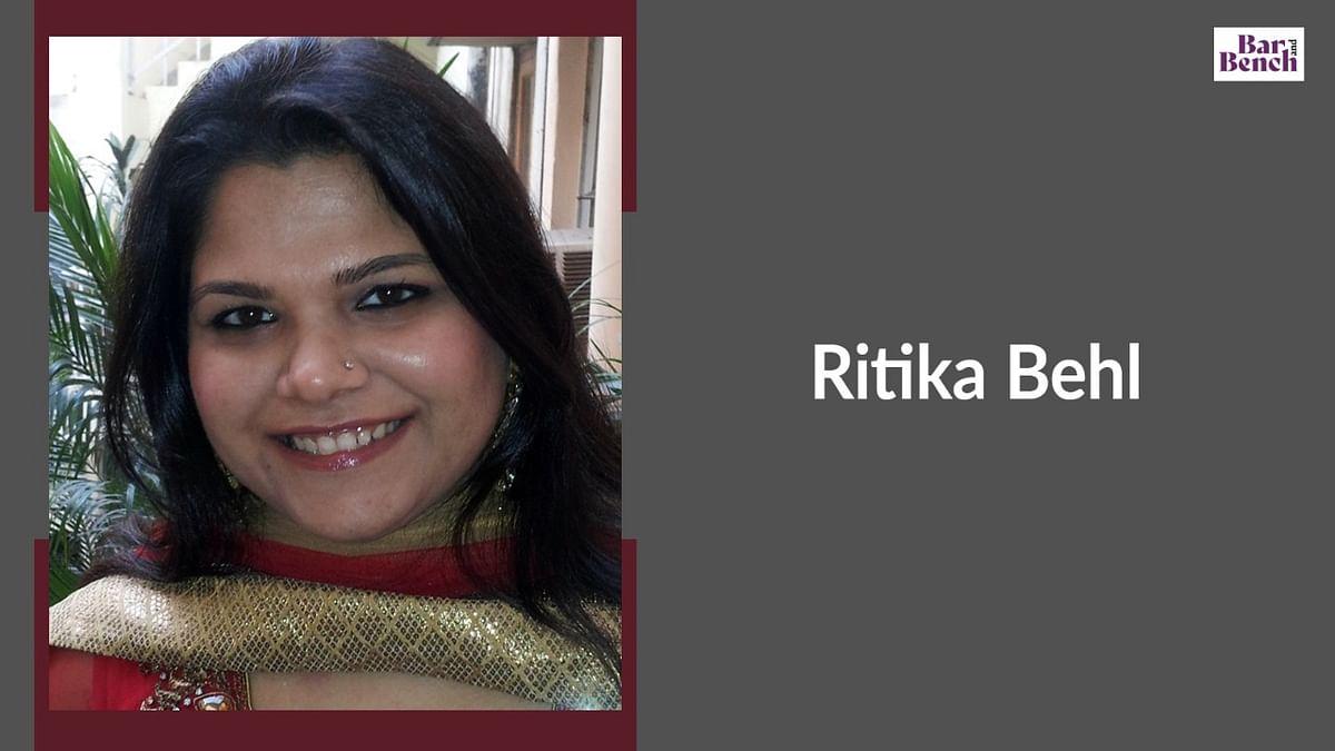 In Conversation with Ritika Behl, Amity Law School Noida