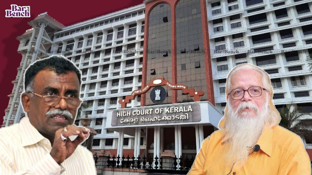 [ISRO Conspiracy] Kerala High Court grants interim anticipatory bail to former DGP of Gujarat, RB Sreekumar