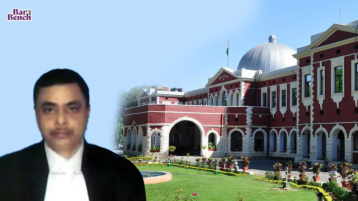 [Breaking] Chief Justice of Jharkhand High Court takes suo motu cognizance of death of Dhanbad district judge
