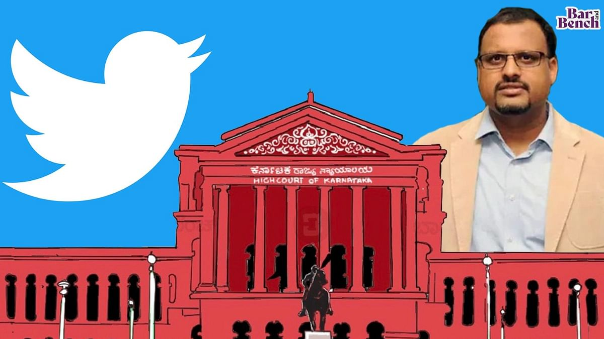 Twitter Inc does not hold a single share in Twitter India: Counsel for Manish Maheshwari to Karnataka High Court