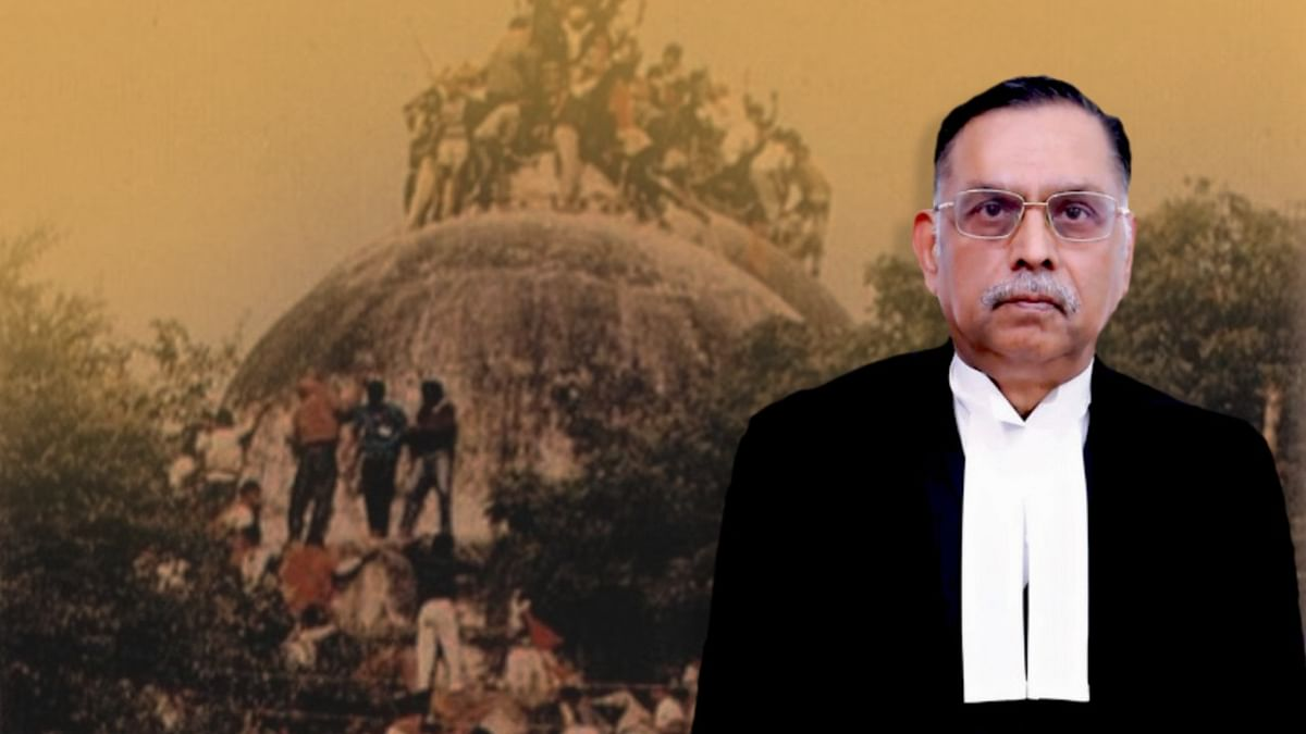Revealed: Justice Ashok Bhushan authored the addendum in the Ayodhya judgment to show how the land was originally the birthplace of Lord Ram