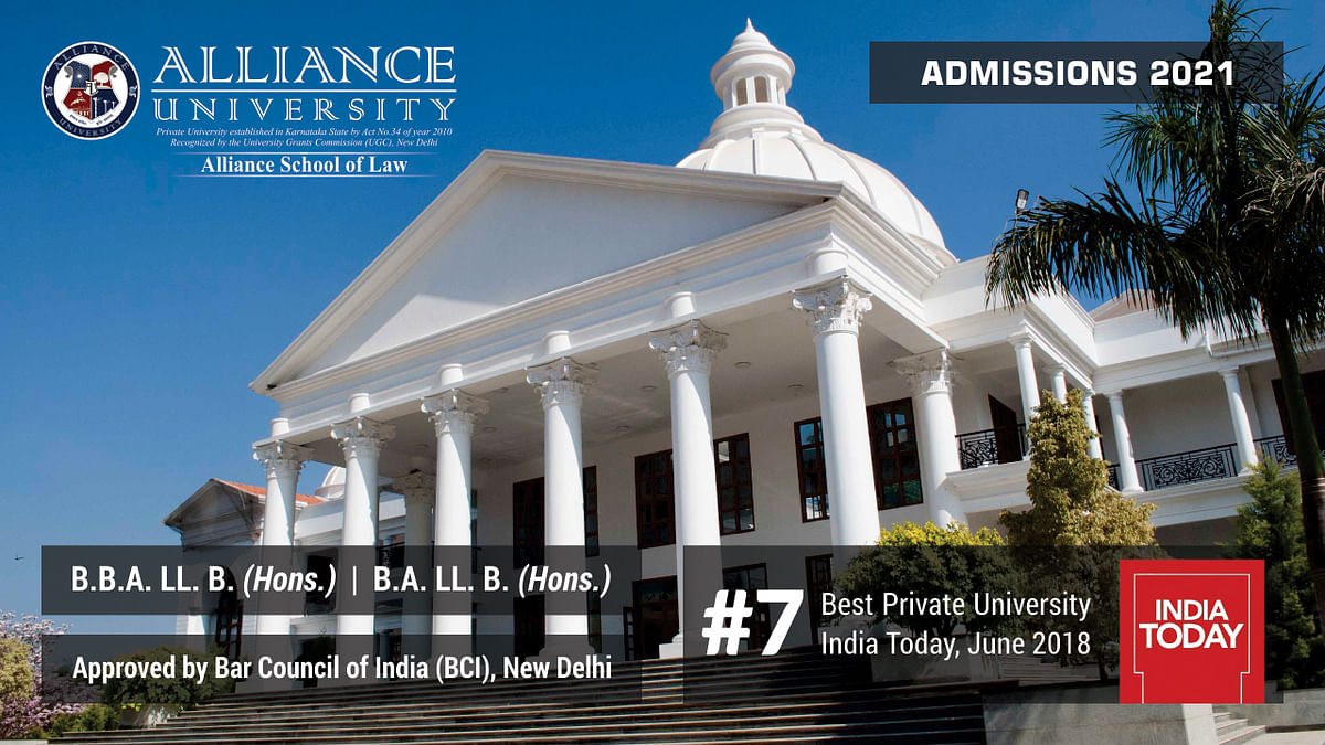 Sharpen your legal skills at the Alliance School of Law