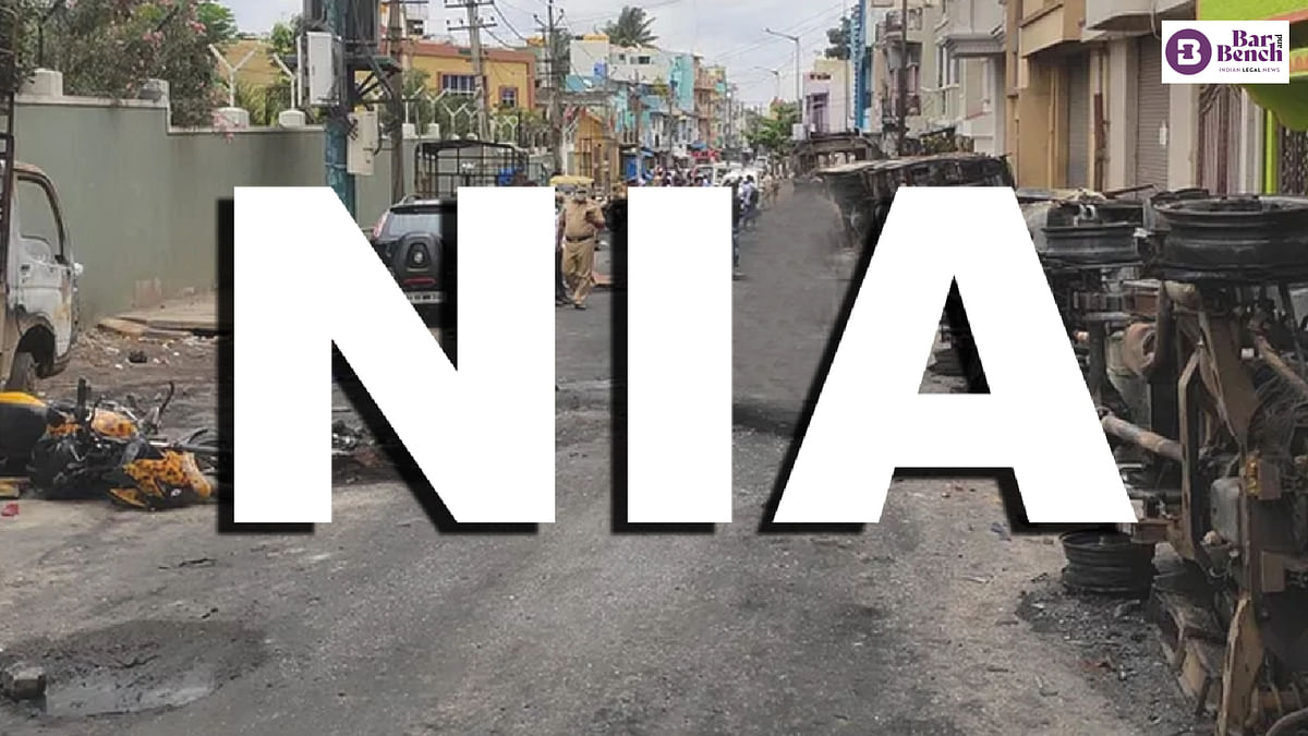 Delhi High Court seeks response from court registry on pendency of NIA trials in special courts, reasons for delay