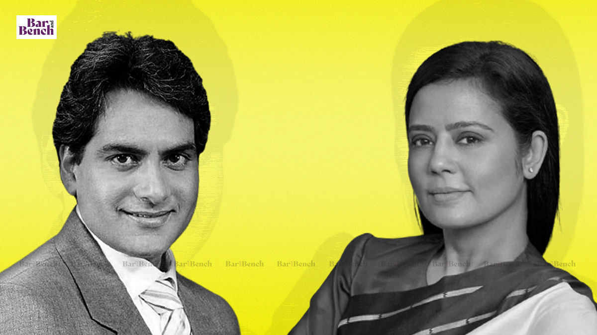 [Defamation complaint by Mahua Moitra] Delhi court dismisses Sudhir Chaudhary's plea against summons by trial court