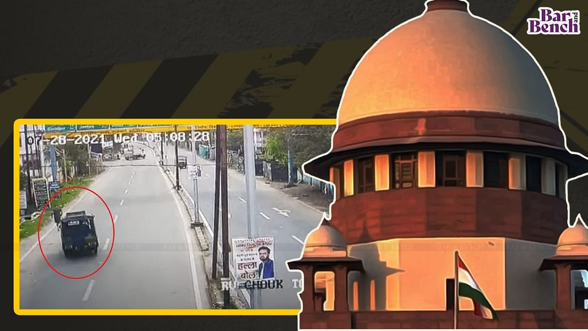 [Suo motu case on protection of judges] Supreme Court imposes costs of ₹1 lakh on states which failed to file counter affidavit