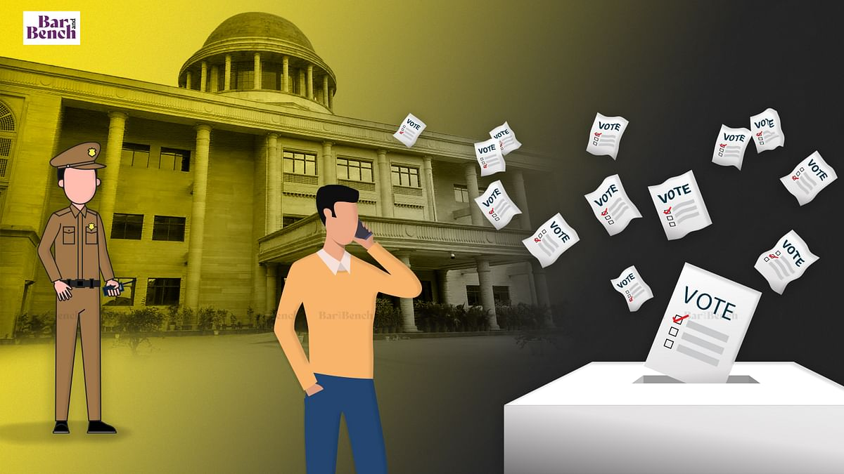 Free elections basic feature of Constitution: Allahabad High Court orders police to escort candidate to file nomination papers
