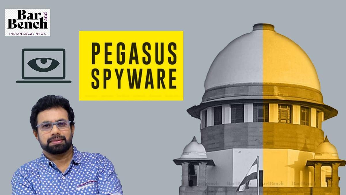 Snooping, phone tapping clear derogation of Article 21: Rajya Sabha MP John Brittas moves Supreme Court for SIT probe into Pegasus snooping
