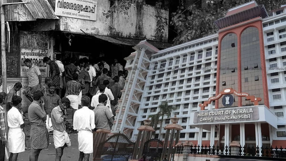 [Liquor Stores] Received 50 letters from concerned women: Kerala High Court