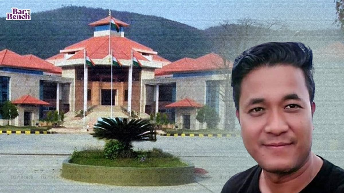 Manipur High Court orders release of journalist Kishorchandra Wangkhem jailed under NSA for Facebook post crticising cow urine as COVID cure