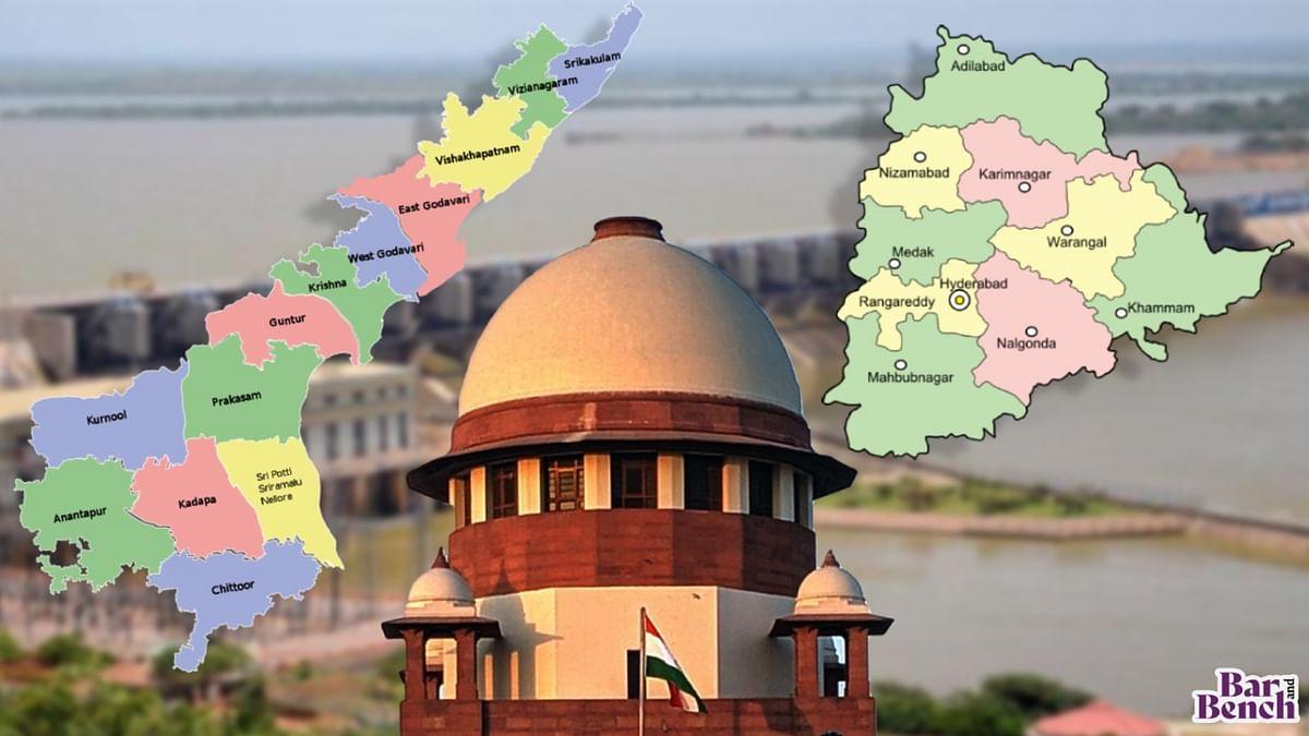 "[BREAKING] Andhra Pradesh moves Supreme Court against Telangana alleging denial of ""legitimate share"" of drinking, irrigation water"