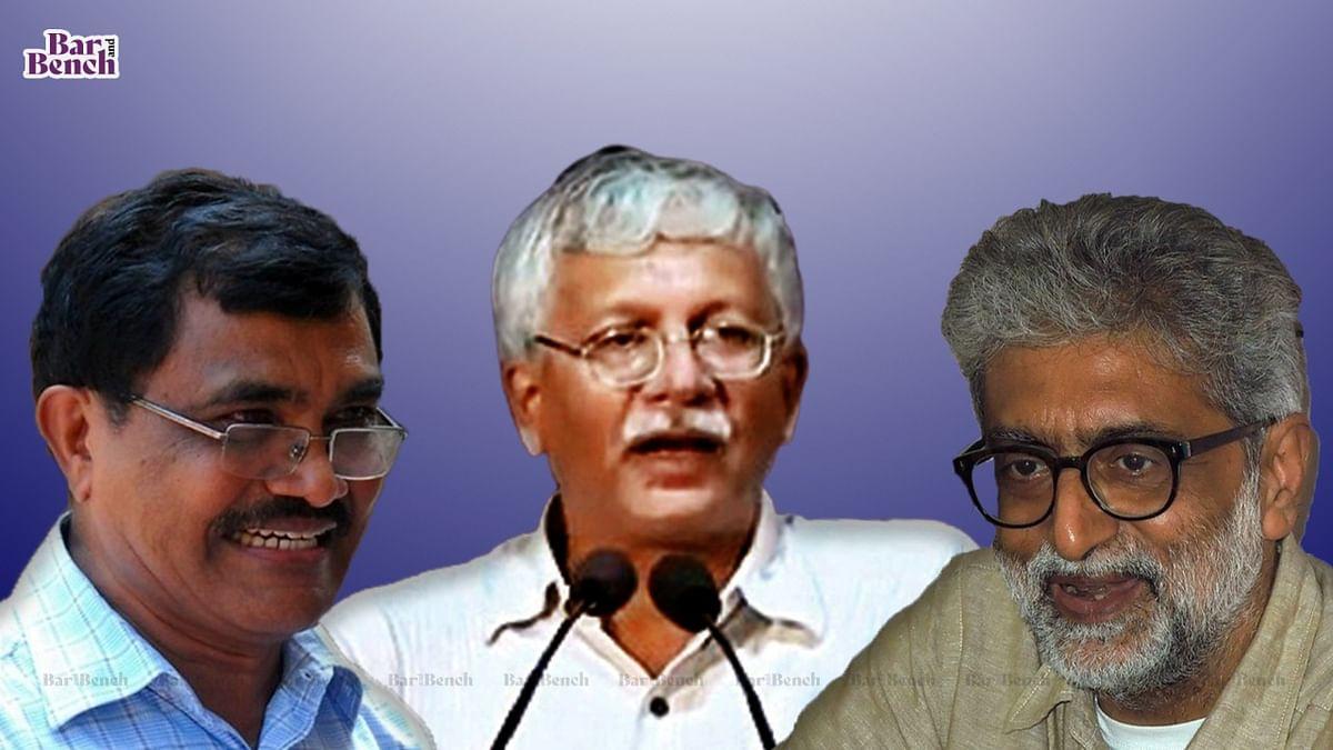 [Bhima Koregaon] Anand Teltumbde, Gautam Navlakha, Vernon Gonsalves move NIA Court for temporary bail after HPC recommendation to decongest jails