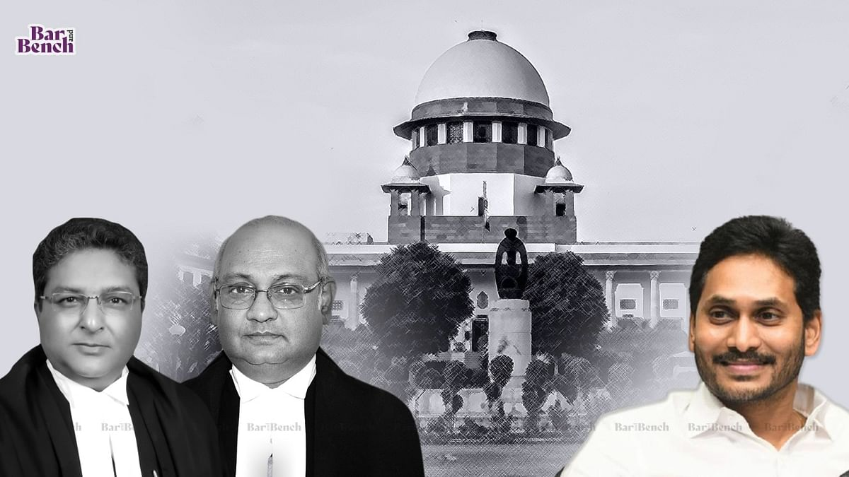 [Amravati Land Scam] Supreme Court refuses to interfere in Andhra Pradesh HC order quashing FIRs filed by State against private sellers
