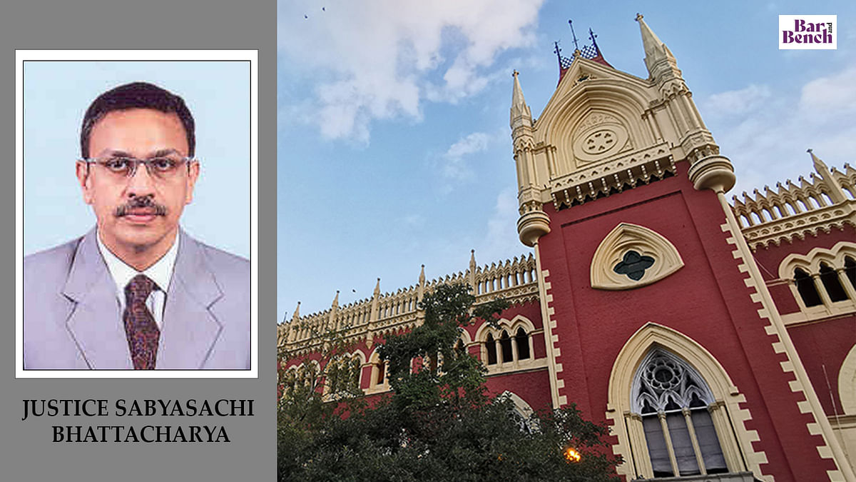 [BREAKING] Refuse to be a part of circus: Justice Sabyasachi Bhattacharyya says he will not hold court till virtual hearing glitches are resolved