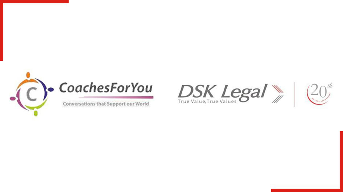 DSK Legal partners with CoachesForYou to help people manage pandemic related stress