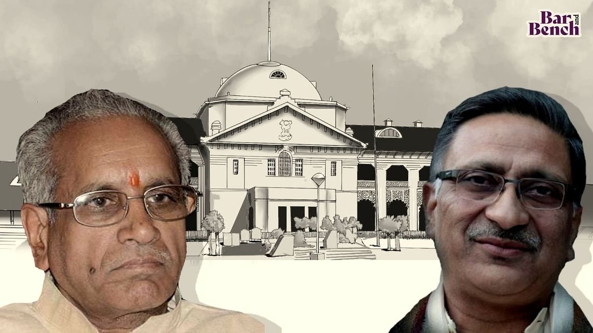 Allahabad High Court grants interim relief to journalist Vineet Narain booked for making land grabbing allegations against VHP leader Champat Rai