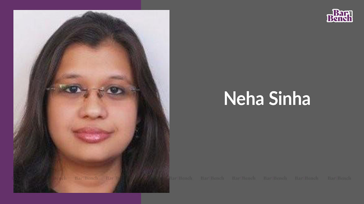 Neha Sinha re-joins L&L Partners from Shardul Amarchand Mangaldas