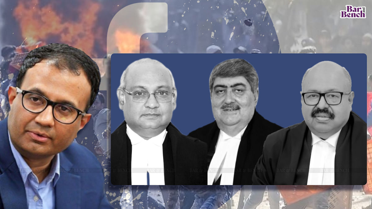 [BREAKING] Delhi Assembly can examine Delhi Riots but cannot don role of prosecuting agency: Supreme Court on Facebook India Head Ajit Mohan plea