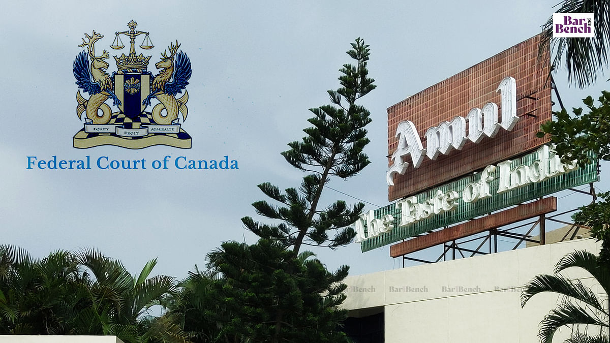 AMUL wins Trademark case in Federal Court of Canada