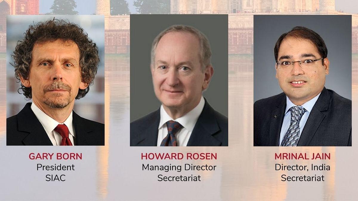 Secretariat's Inauguration webinar series in India with Gary Born, Howard Rosen and Mrinal Jain