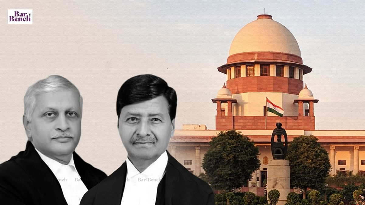 Should there not be an appeal when a person is convicted for contempt of court by Supreme Court? Apex Court asks