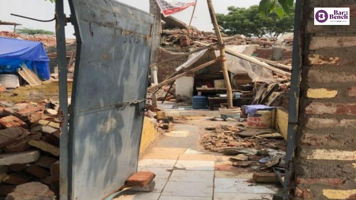 [Khori Gaon Jhuggi demolition] Faridabad Municipal Corporation submits rehabilitation policy before Supreme Court