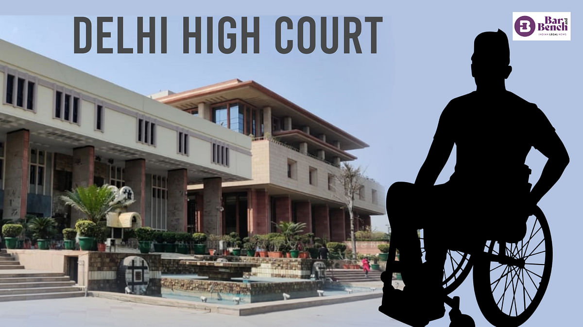 Delhi High Court grants ₹20 lakh compensation to 'barely alive' disabled man, orders opening of shop for him to live with dignity, self-worth
