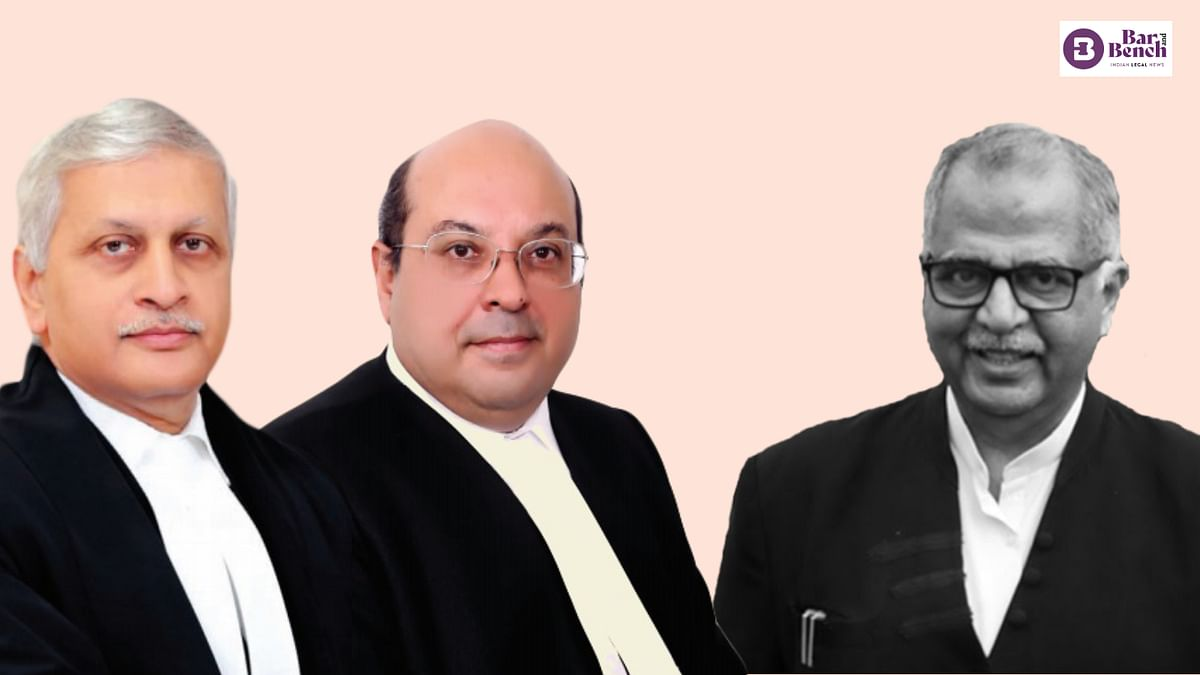 When farewell reference for Justice Rohinton Nariman was overheard in the court of Justice UU Lalit