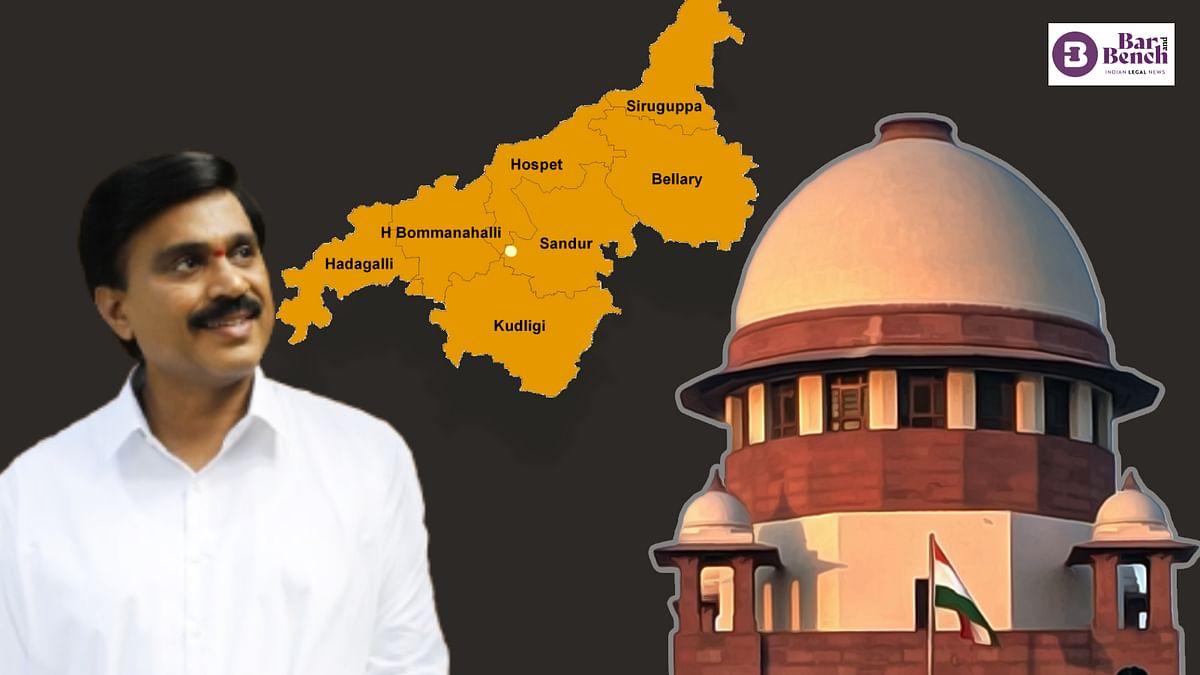Supreme Court allows former Karnataka minister Gali Janardhana Reddy to visit Bellary, Kadapa and Anantpuram; calls for trial to be expedited