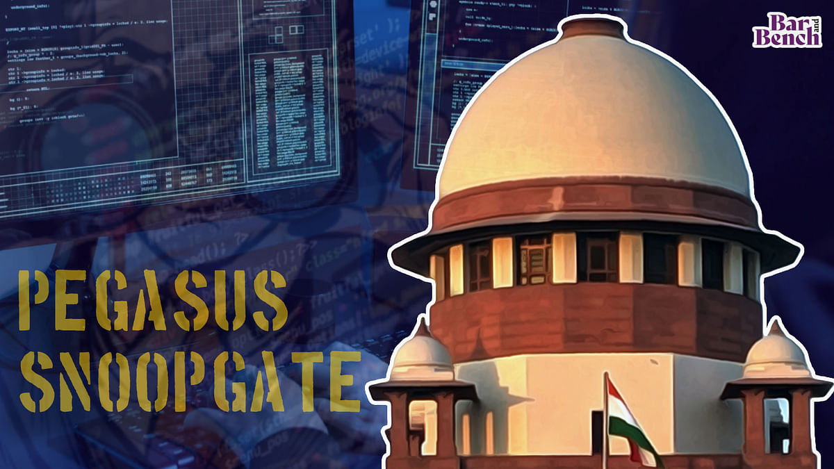 """[Pegasus Snoopgate] """"Why the delay; why no police complaints:"""" Five observations by Supreme Court of India"""