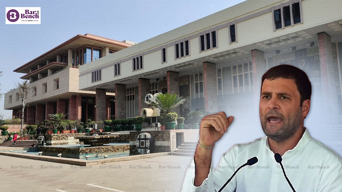 Plea in Delhi High Court seeks FIR against Rahul Gandhi for disclosing identity of 9-year-old Dalit rape victim by tweeting photos of parents