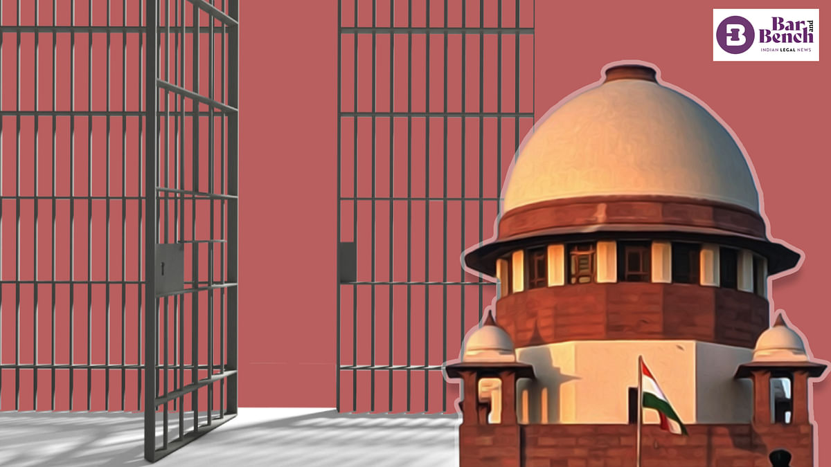Supreme Court grants ad-interim bail to 97 convicts who served 20 years sentence