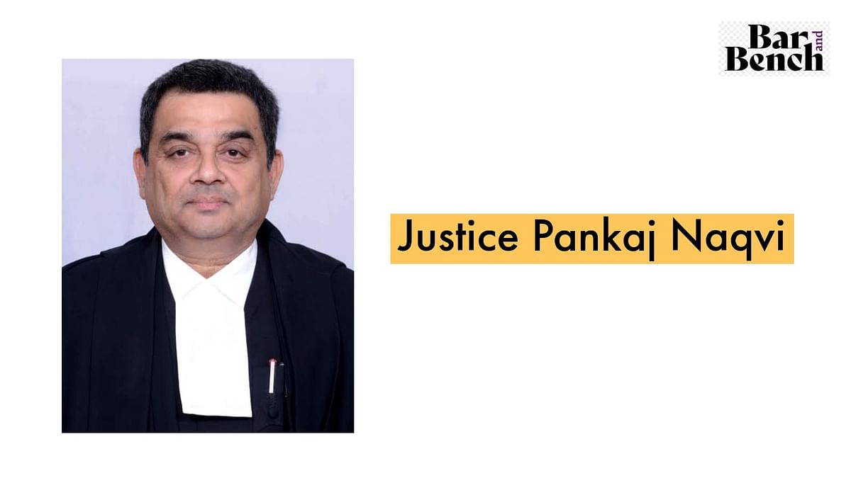 You can't be a good Hindu or a good Muslim unless you are a good human being: Justice Pankaj Naqvi in his farewell speech