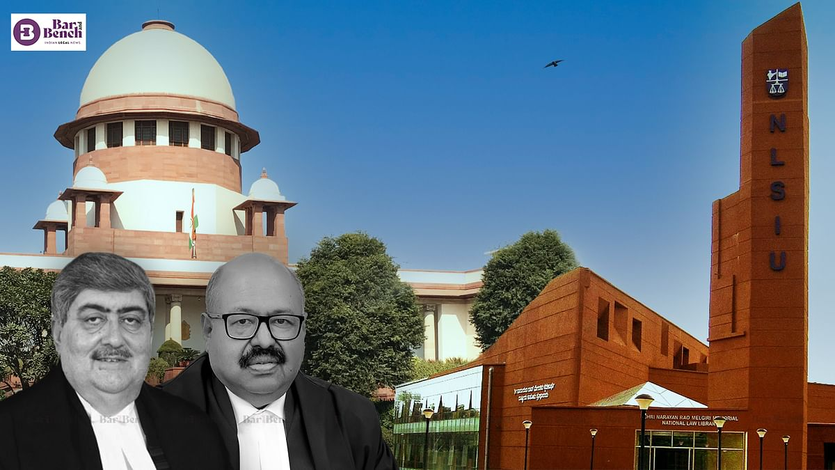 """""""Students shouldn't assume they can get judicial redressal if they flout regulations:"""" Supreme Court while rejecting NLSIU appeal against student"""