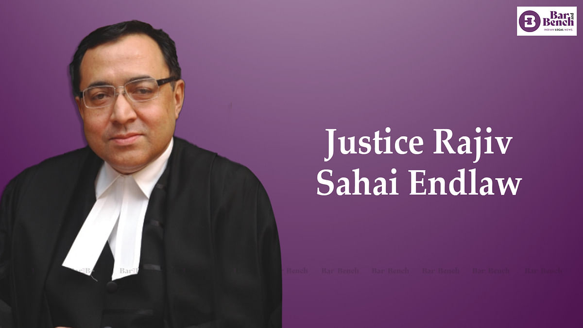 Without them, Court would be a failure during the pandemic: Justice Rajiv Sahai Endlaw hails role of court staff, registry, law researchers