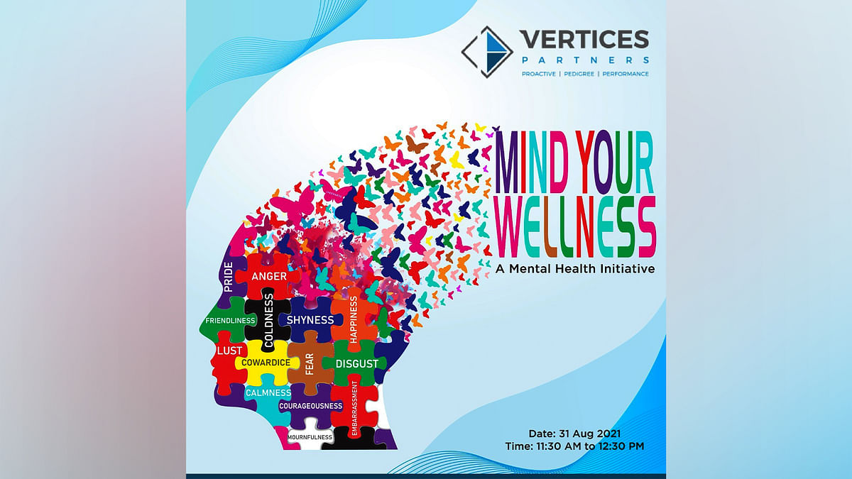 Vertices Partners launches Mind Your Wellness mental health initiative for team