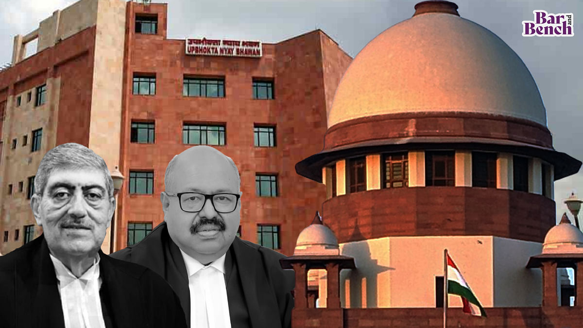 """""""You make laws instantly, you can rush through impact of laws too:"""" SC gives Central govt 4 weeks to study impact of Consumer Protection Act 2019"""