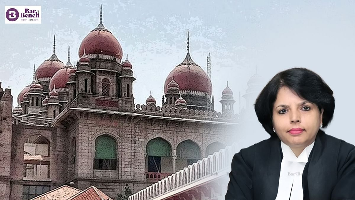 Let us hope we can mainstream virtual courts though it cannot replace physical courts: Justice Hima Kohli bids farewell to Telangana High Court