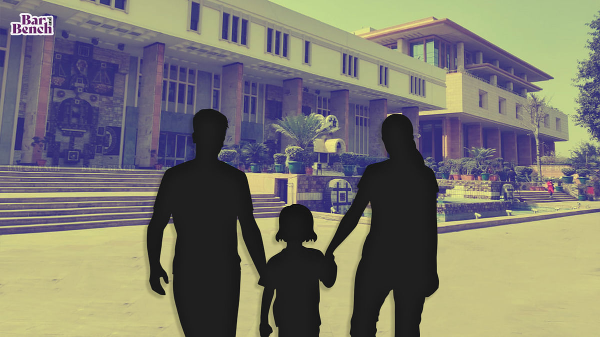 """Delhi High Court calls out US couple for not adhering to right laws for adoption in India, but allows custody since child is """"well taken care of"""""""