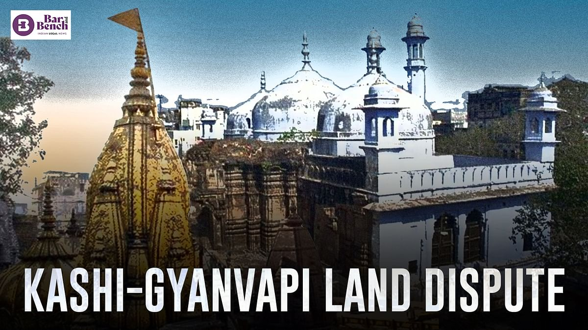 Varanasi court seeks response from UP government on plea by 5 women to perform pooja of deities inside Gyanvapi Mosque