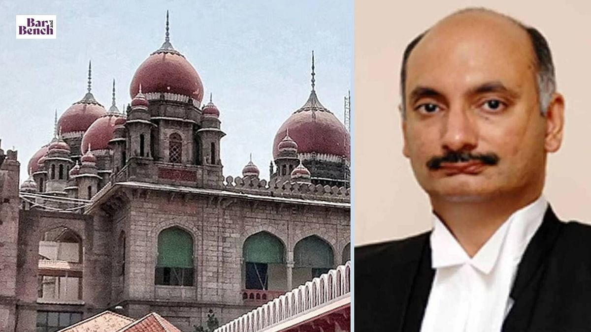 Justice MS Ramachandra Rao appointed acting Chief Justice of Telangana High Court