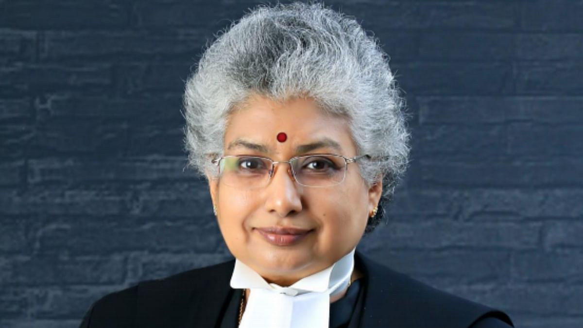 The judge who could become the first woman Chief Justice of India: Who is Justice BV Nagarathna?