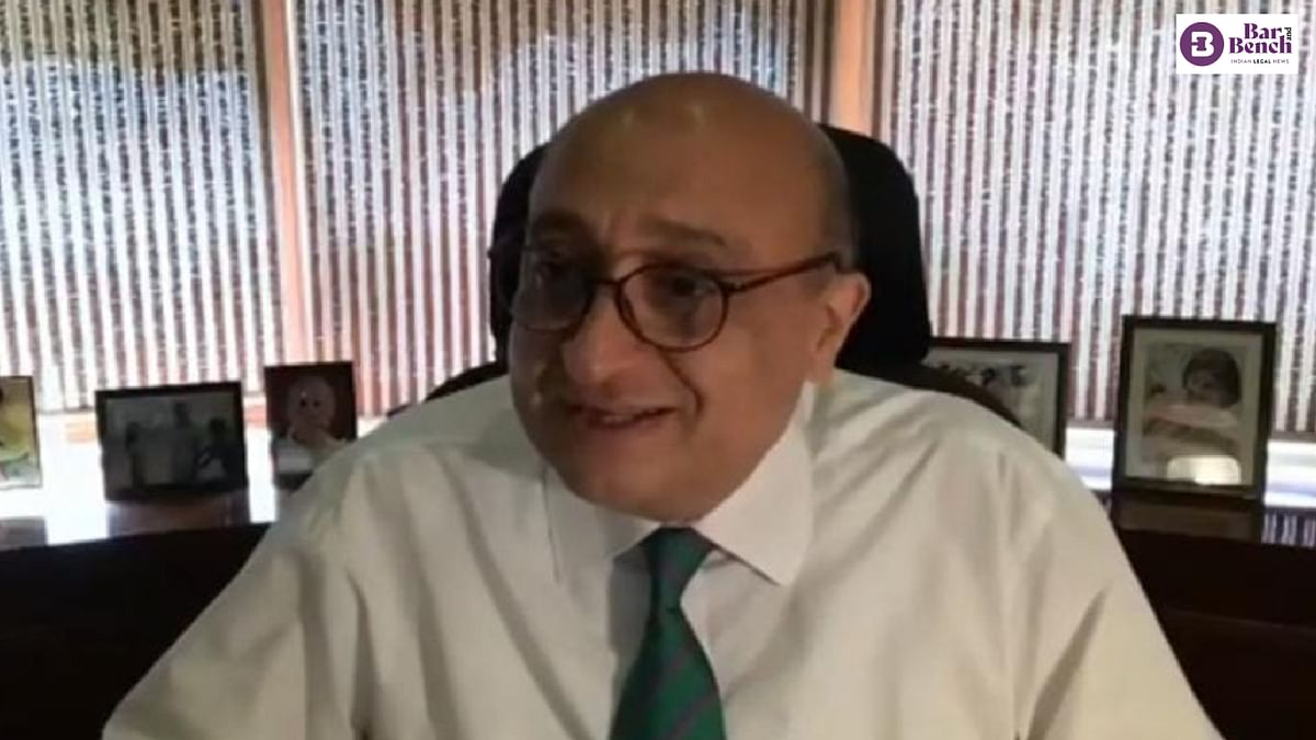 Nothing can replace physical hearings: Senior Advocate Neeraj Kaul