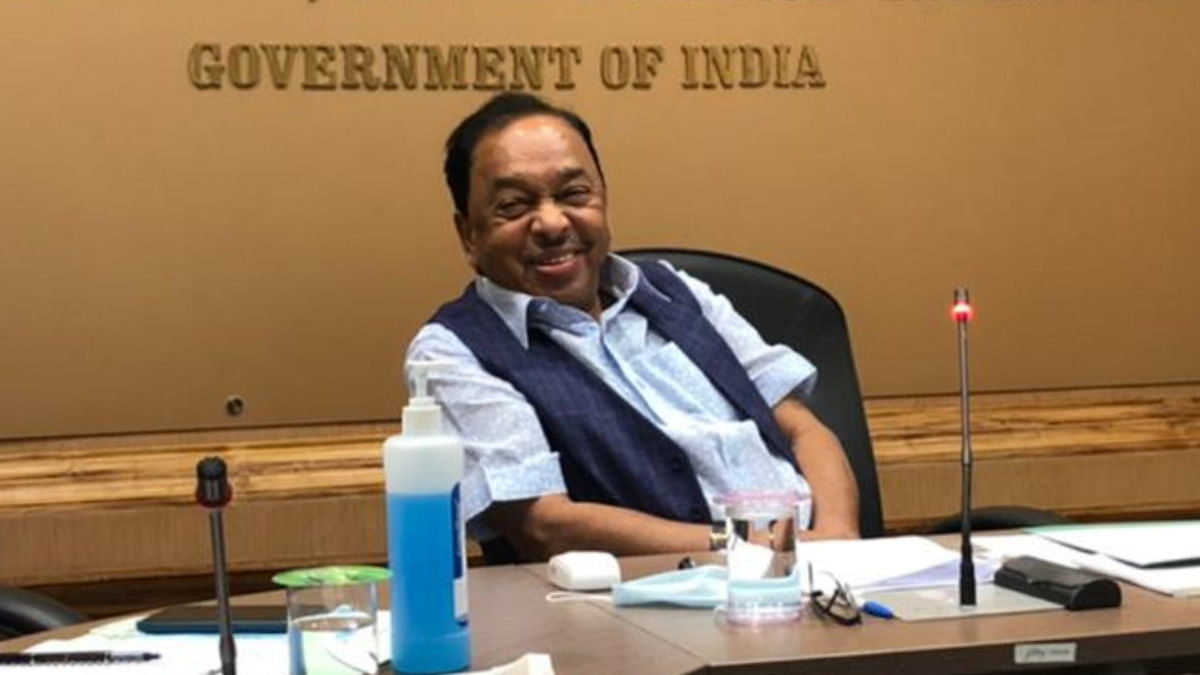 Arrest justified, police custody not required: Raigad Court in Union Minister Narayan Rane defamation case