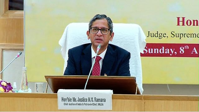 Our legal system is colonial, not suited for Indian population: CJI NV Ramana