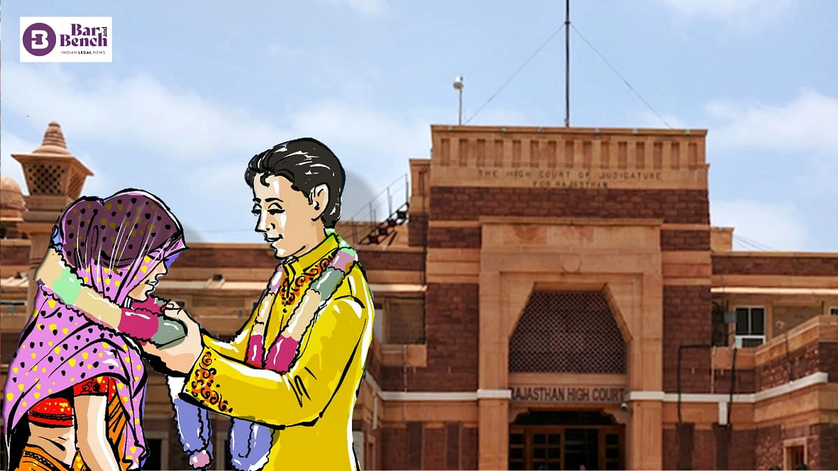 Granting police protection to married woman in live-in relationship may amount to giving consent for such illicit relation: Rajasthan High Court