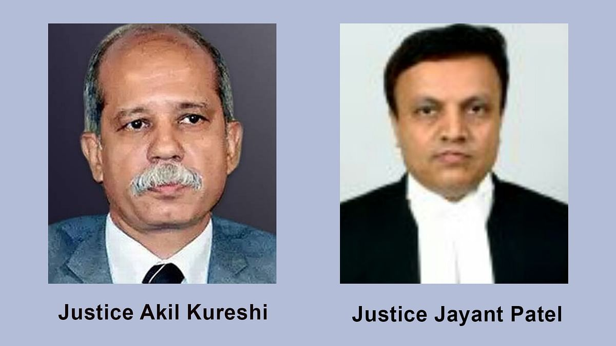 Justice Akil Kureshi is not the first Gujarat High Court judge to be overlooked by the Collegium