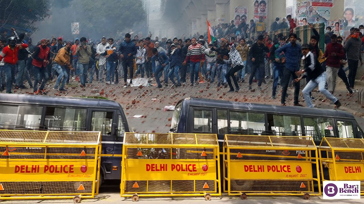 [Delhi Riots] Delhi Police pulled up by Court for filing 'half-baked' chargesheets, poor probe in riots cases