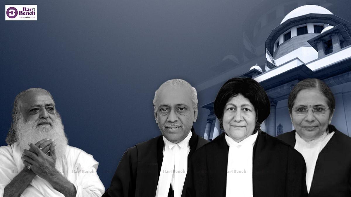 "[BREAKING] ""Not an ordinary crime:"" Supreme Court refuses plea by Asaram Bapu seeking suspension of sentence to pursue Ayurvedic treatment"