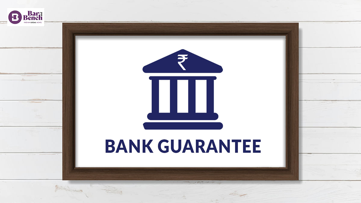 """""""Bank Guarantees are not furnished for being photo framed and kept in a drawing room:"""" Delhi High Court"""